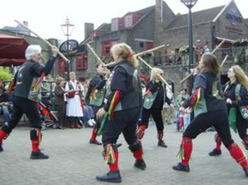 Stickdance